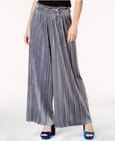 Endless Rose Pleated Velvet Pants