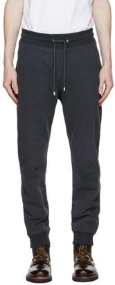 Belstaff Grey Logo Lounge Pants