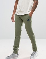 Le Coq Sportif Slim Joggers In Green 1710394