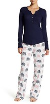 PJ Salvage Elephant Lounge Pant
