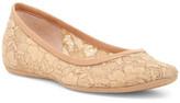 Diane von Furstenberg Marano Lace Ballet Flat