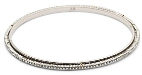 Alexis Bittar Woodland Fantasy Crystal-Encrusted Spiked Bangle Bracelet