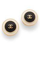 WGACA Vintage Chanel Earrings