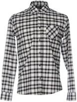 Grey Daniele Alessandrini Shirts - Item 38666147