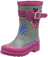 Joules Girls Welly Wellington Boots,3 UK 36 EU