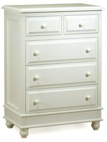 The Well Appointed House Monterey Five Drawer Dresser-Available in Four Different Finishes