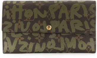 Louis Vuitton Monogram Graffiti Wallet