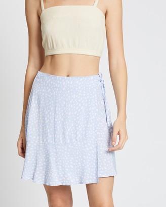 Supre Macie Wrap Skirt