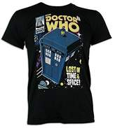 Doctor Who Mens' TARDIS T-Shirt