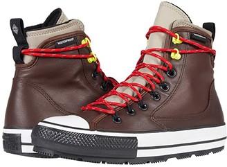 Converse Chuck Taylor All Star All Terrain - Hi (Black/Black/Egret) Men's Shoes