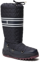 Tommy Hilfiger Quilted Calf Boot