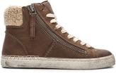 Dolce Vita Zola Faux Fur Sneaker