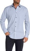 TAROCASH Alnwick Print Shirt