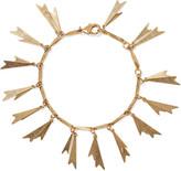 Elizabeth Cole Genny gold-tone bracelet