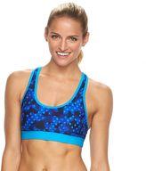 TYR Women's Lyn Polka-Dot Racerback Bikini Top