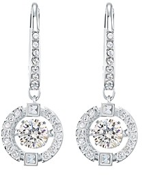 Swarovski Sparkling Dance Crystal Drop Earrings