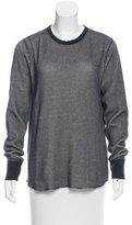 Rag & Bone Thermal Long Sleeve Top