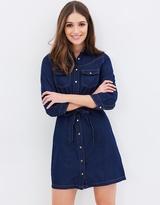 Dorothy Perkins LS Western Shirt-Dress