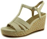 Giani Bernini Sadiee Women US 11 Wedge Sandal