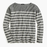J.Crew Deck-striped T-shirt
