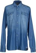 Scotch & Soda Denim shirts - Item 42463205