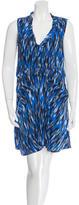 Thakoon Printed Sleeveless Dress w/ Tags