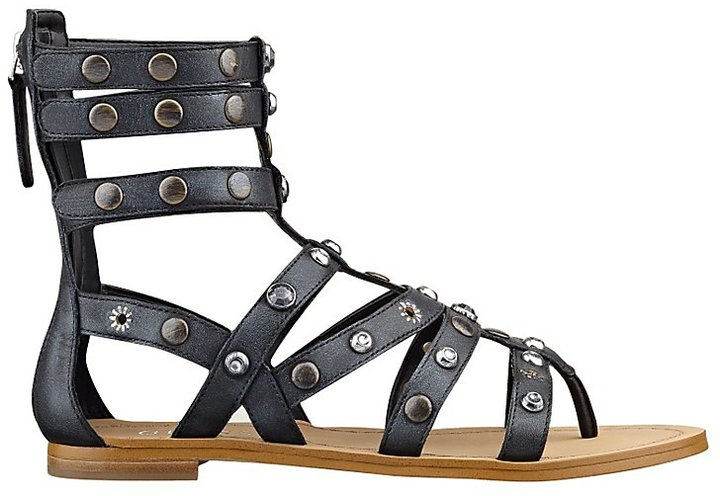 GUESS Falna Studded Gladiator Sandals