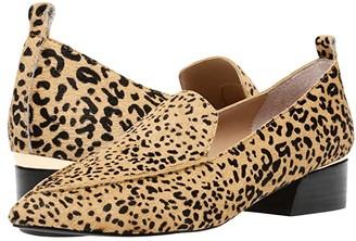 Steve Madden Zelma-L Loafer (Leopard) Women's Shoes