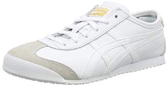 Onitsuka Tiger by Asics Asics Mexico 66, Unisex Adults' Low-Top Sneakers, White/Blue