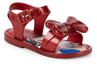 Mini Melissa Baby Girl's, Little Girl's Girl's Snow White Sandals