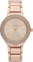 Charter Club Women's Rose Gold-Tone Bracelet Watch 38mm, Only at Macy's
