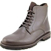 Theory Timbre Round Toe Leather Boot.