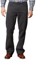 Maine New England Dark Grey Bedford Straight Leg Trousers