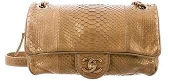 Chanel Python Shiva Flap Bag