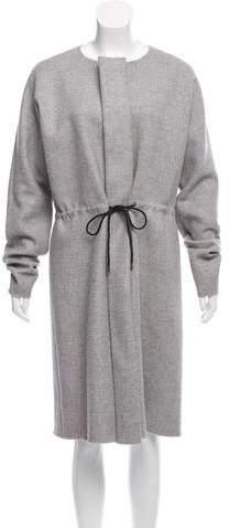 Derek Lam Wool & Angora Coat