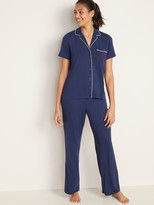 Old Navy Jersey Pajama Set for Women