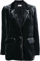 Closed velvet jacket