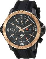 Swiss Legend Men's 10716SM-BB-01-RB Sea Monster Analog Display Swiss Quartz Watch