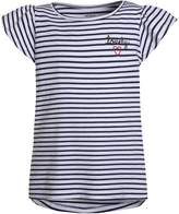 Carter's STRIPE Print Tshirt dark blue