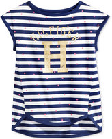 Tommy Hilfiger Stars & Stripes Graphic T-Shirt, Big Girls (7-16)