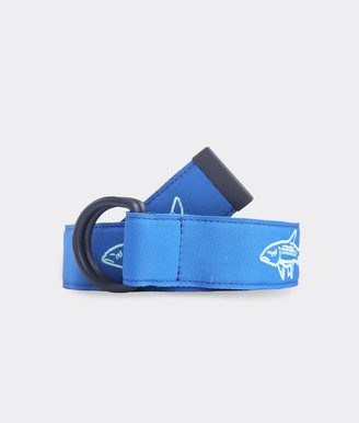 Vineyard Vines Bonefish Icon On-The-Go Performance Belt