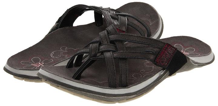Cushe Manuka Plait (Black) - Footwear