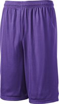 Sport-Tek Men's Extra Long PosiCharge Classic Mesh Short L