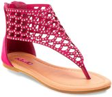 Josmo Girls' Studded Sandals