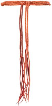 CARAVANA Chuuy braided belt