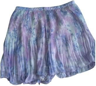 Style Stalker Multicolour Shorts for Women