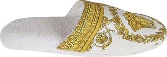 Versace Medusa Head Printed Slippers
