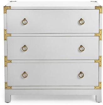 One Kings Lane Smyth Dresser - White