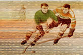 Parvez Taj Rink Canvas Wall Art
