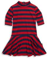 Mini Rodini Baby's, Toddler, Little Girl's & Girl's Block Stripe Dance Dress
